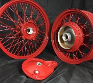 Bellrose Red